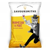 Chips Savoursmiths - parmesan and port