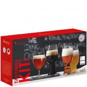 Spiegelau craft beer set med 4 glas