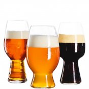 Spiegelau craft beer set med 3 glas