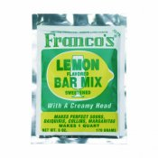Francos Sweet and sour mix 1 liter