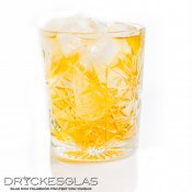 Hobstar D.O.F 6 st Whiskyglas 35,5 cl