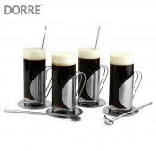 Irish Coffee set 4-pack DORRE