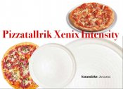 Pizzatallrik Zenix Intensity vit 32 cm