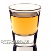 Whiskey Shotglas 4,4 cl