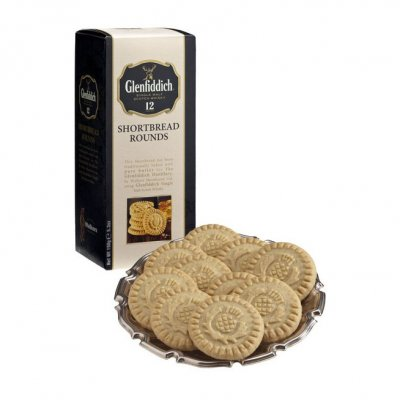 Shortbread Glenfiddich whisky