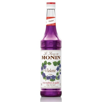 Monin Viol Syrup 70 cl