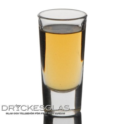 Tequila Shooter Shotglas 3 cl