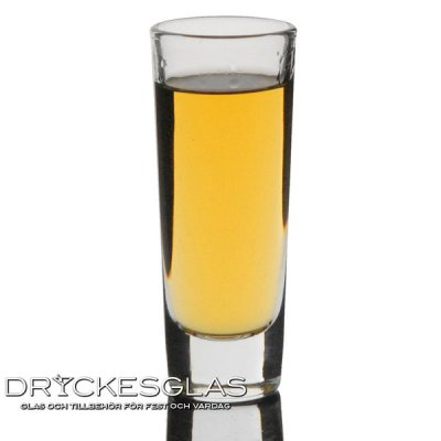 Tequila Shooter Snaps shotglas 5,9 cl